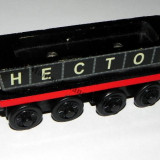 Wooden trenulet jucarie Thomas - HECTOR vagon lemn magnet - 100% original - RAR