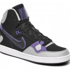 Ghete barbati Nike, Piele naturala - Ghete NIKE Air Force - SOF hi top leather, piele naturala 100%.Livrare Fancurier