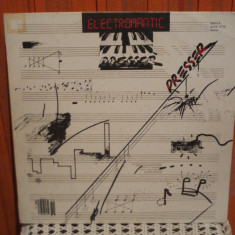 - Y- ELECTROMANTIC - DISC VINIL LP - Muzica Rock