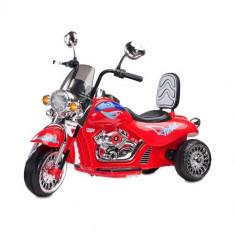 Motocicleta Rebel 6V Red - Masinuta electrica copii