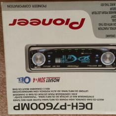 Casetofon pionner cu comenzi si pe volan, magazie 10 cd blaupunkt, stație amplificare denon 650 - CD Player MP3 auto PilotOn