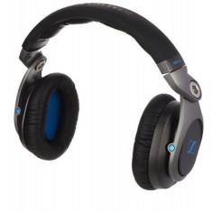 Casti Sennheiser, Casti Over Ear, Cu fir, Jack 3, 5mm - Sennheiser HD-8 DJ noi/sigilate, 2 ani garantie