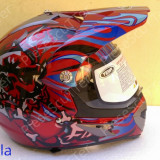 Casca Moto / Scuter / Atv CROSS