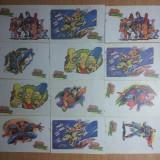 Colectii - Lot 12 surprize - ambalaj Sticks
