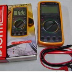 Multimetre - Aparat de masura DT 9205A / multimetru digital / voltmetru / ampermetru