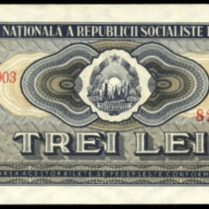 V002 3 LEI 1966 NECIRCULATA UNC