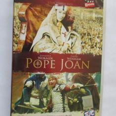 FILM-DVD-JUAN FEMEIA PAPA(MISTERUL UNUI PAPA) - Film actiune, Romana
