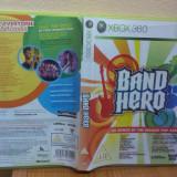 Band Hero - Game Only  (Xbox 360) (ALVio) + alte jocuri xbox ( VAND / SCHIMB )