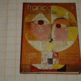 Francais - Textes et activites - 3 - H. Mitterand sa - Fernand Nathan - 1986 - Curs Limba Franceza