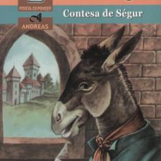 Carte de povesti - Contesa de Segur - Memoriile unui magar - 1831