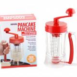 Aparat manual pentru clatite si prajituri Pancake Machine