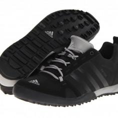 Adidasi barbati - Pantofi sport Adidas Outdoor Daroga Two 11 Lea 100% originali, import SUA, 10 zile lucratoare