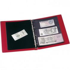 Album bancnote Vario cu 10 folii, in cutie de protectie