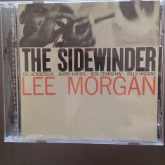 Lee Morgan The sidewinder w. Joe Henderson & Harris & Cranshaw & Higgins - Muzica Jazz capitol records, CD