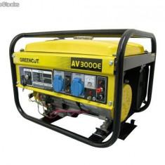 Generator de curent automat automatizat 230v 3Kw + Panou Automatizare