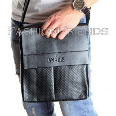 Geanta tip ZARA - geanta barbati - geanta fashion - cod 4439