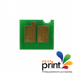 CHIP CARTUS TONER CYAN CF351A / 130A, 1.000 pagini - Chip imprimanta HP