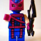 Hawkeye Comic Book, minifigurina tip Lego Marvel Super Heroes Avengers NOU - Jocuri Seturi constructie