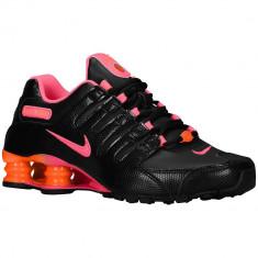 Adidasi dama - Pantofi sport Nike Shox NZ | 100% originali, import SUA, 10 zile lucratoare