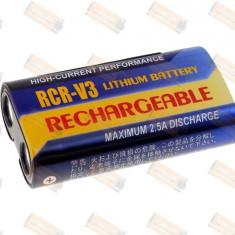 Acumulator compatibil BenQ model CR-V3 - Baterie Aparat foto