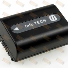 Acumulator compatibil Sony Cybershot DSC-HX1 750mAh - Baterie Aparat foto