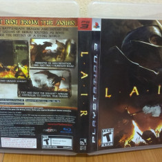 Lair (PS3) (ALVio) + sute de alte jocuri ps3 ( VAND / SCHIMB ), Actiune, 16+