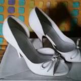 Vand pantofi dama, Marime: 35, Culoare: Alb