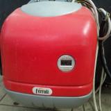 Vand arzator peleti Ferroli SUN p7 + snec si buncar 350 litri