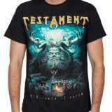 TESTAMENT Dark roots of earth (tricou) - Tricou barbati, Marime: M, XL