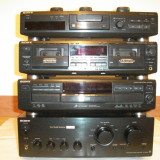 Amplificator SONY TA-FB 730 R cu telecomanda - Amplificator audio