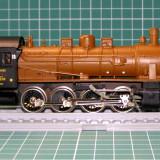 Locomotiva abur BR55 scara HO(3995)