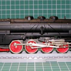 Macheta Feroviara, 1:87, HO, Locomotive - Locomotiva abur BR39 marca Lima scara HO(4031)
