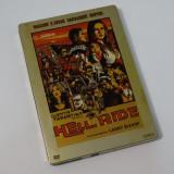 Steelbook film Hell Ride - collelctor's - Film Colectie Altele, Alte tipuri suport, Altele