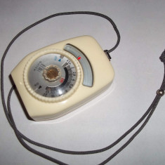 Exponometru de colectie Bertram Bewi Quick 1963