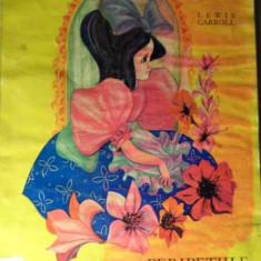 Carte de povesti - Peripetiile Alisei In Lumea Oglinzii - Lewis Carroll, 155448