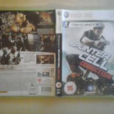 Tom Clancy's Splinter Cell - Conviction - Joc XBOX 360 ( GameLand ) - Jocuri Xbox 360, Shooting, 16+, Single player