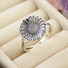 Inel din Argint 925, model floare, cod 585 - Inel argint