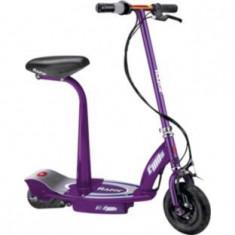 Trotineta electrica cu scaun Razor E100S mov - Vehicul