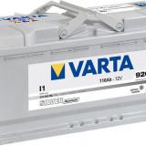 Baterie auto - Varta ACUMULATOR 12V SILVER DYNAMIC I1 110Ah 920A 0-1 B13 610 402 092 316 2