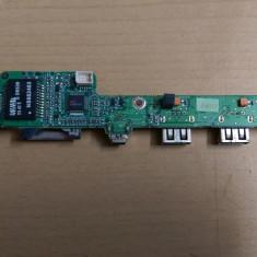Panou Usb Laptop Fujitsu Siemens Amilo M3438G - Port USB laptop