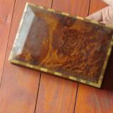 Veche cutie / caseta din lemn de calitate pentru Tutun / Tigari / Trabucuri !!!!