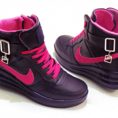 GHETE NIKE FORCE ONE SNEACKERS - Ghete dama Nike, Marime: 39, Culoare: Din imagine