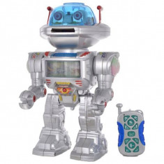 Jucarie Robot Inteligent cu Telecomanda 0908 - Elicopter de jucarie