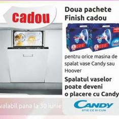 Masina spalat vase Candy CDI 2212 E10 / 1-S - Masina de spalat vase