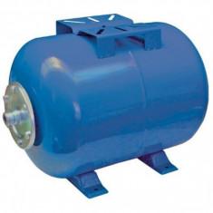 Pompa gradina - Rezervor orizontal pentru hidrofor - 24 Litri