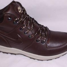 Bocanci barbati, Piele sintetica - Bocanci Nike Manoa Acg