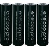 Acumulator AA PRO NIMH 2450mAh R6 Eneloop (ACCU-R6PRO/245-BL4-ENLPP) - Baterie Aparat foto