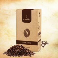 Cafea naturala boabe - Aurile Excellence - 250 gr. - NOU