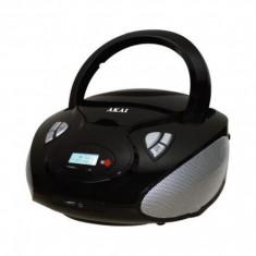 Radio CD/MP3 USB portabil Akai APRC9236U