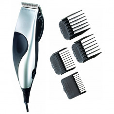 Aparat de Tuns - Masina de tuns Remington HC70 Apprentice Hair Clipper argintiu / negru